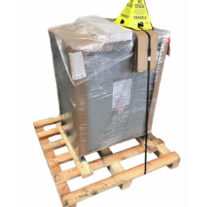 MGM Transformer started to palletize Low Voltage Custom Transformers