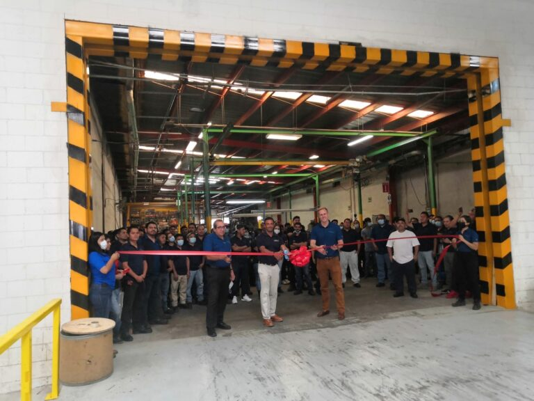 MGM Transformer doubles the capacity of their facility in Mexico